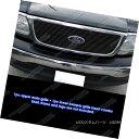 グリル Fits 99-02 Ford Expedition 2WD Bar Style Model W/L...