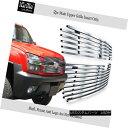 グリル Fits 01-06 Chevy Avalanche Stainless Steel Billet ...