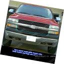 グリル Fits 01-02 Chevy Silverado 2500/3500 Black Main Up...
