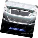 グリル Fits 2010-2012 Subaru Legacy Stainless Steel Mesh ...