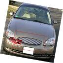 グリル Fits 2000-2003 Ford Taurus Perimeter Grille Insert...