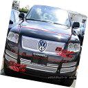 グリル Fits 2003-2007 VW Volkswagen Touareg Stainless Mes...