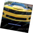 グリル For 2010-2013 Chevy Camaro SS V8 Bumper Black Bill...