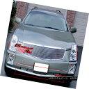 グリル Fits 2005-2009 Cadillac SRX Lower Bumper Billet Gr...