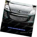グリル For 2010-2012 Mazda CX-7 CX7 Lower 6 Side Pieces B...