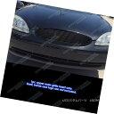 グリル Fits 2000-2003 Ford Taurus Black Main Upper Billet...