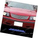 グリル Fits 2000-2005 Chevy Impala Perimeter Grille Inser...