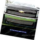 グリル For 2007-2013 Silverado 1500 Bumper Vertical Bille...