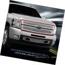 グリル Fedar Fits 2007-2013 Chevy Silverado 1500 Chrome R...