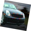 グリル Fits 2005 2006 Infiniti G35 Sedan Black Billet Gri...