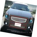 グリル Fits 2007-2008 Nissan Maxima Stainless Steel Mesh ...