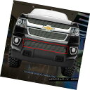 グリル Fedar Fits 2015-2017 Chevrolet Colorado Chrome Low...