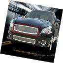 グリル Fits 2009 -2014 Nissan Maxima Stainless Steel Mesh...