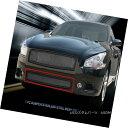 グリル Fits 09-14 Nissan Maxima Stainless Steel Wire Mesh...