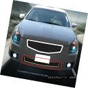 グリル Fedar Fits 2007-2008 Nissan Maxima Black/Polished ...