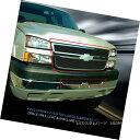 グリル Fits 05-07 Chevy Silverado 1500/1500HD/1500HD/3500...