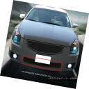 グリル Fedar Fits 2007-2008 Nissan Maxima Black Overlay W...