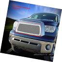 グリル For 07-09 Toyota Tundra Stainless Steel Mesh Grill...