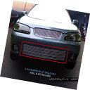 グリル Fedar Fits 2000-2003 Nissan Sentra Polished Insert...