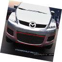グリル Fedar Fits 2007-2009 Mazda CX-7 Black Lower Bumper...