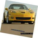 グリル Fits 2006 07 08 09 10 Chevy Corvette Z06 Black Bil...