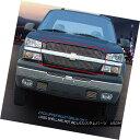グリル Fedar Fits 03-05 Chevy Silverado/02-06 Avalanche P...