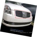 グリル Fits 2004-2006 Nissan Maxima Billet Grille Grill I...