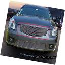 グリル Fits 2007-2008 Nissan Maxima Billet Grille Upper G...