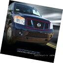 グリル Fedar Fits 2008-2015 Nissan Armada Black Billet Gr...