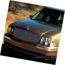 グリル Fits 2000-2005 Cadillac Deville Aluminum Main Uppe...