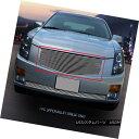グリル 03-07 Cadillac CTS Billet Grille Grill Upper Inser...