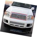 グリル Fedar Fits 2000-2001 Nissan Pathfinder Polished Ma...