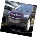 グリル Fedar Fits 2010-2012 Mazda CX-7 Polished Main Uppe...