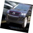 グリル Fedar Fits 2010-2012 Mazda CX-7 Black Main Upper B...