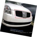 グリル Fits 04-06 Nissan Maxima Black Billet Grille Grill...
