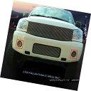 グリル Fedar Fits 04-07 Nissan Titan/Armada Polished Bill...