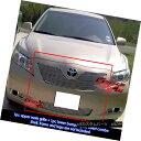グリル For 07-09 Toyota Camry LE Billet Grille Combo 07-0...
