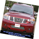 グリル For 08-14 2013 2014 Nissan Armada Billet Grille Co...
