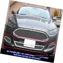 グリル For 2013-14 Ford Fusion Bumper & Light Cover S...
