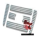 グリル For 04-08 Ford F-150 Bar Style Perimeter CNC Machi...
