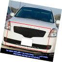 グリル For 2007-2009 Nissan Altima Sedan Black Billet Gri...