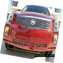 グリル For 05-09 Cadillac SRX Billet Grille Combo Insert ...