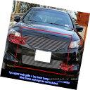 グリル For 08-10 Honda Accord Coupe Billet Grille Combo I...