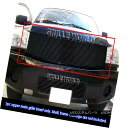 グリル For 04-07 Nissan Armada/Titan Black Billet Grille ...