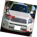 グリル For 06-08 Toyota RAV4 Billet Grille Combo Insert 0...