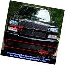 グリル For 03-06 Chevy Silverado SS Lower Black Billet Gr...