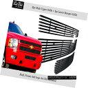 グリル Fits 2011-2014 Chevy Silverado 2500/3500 HD Stainl...