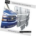 グリル For 03-05 Chevy Silverado 1500 SS Stainless Steel ...