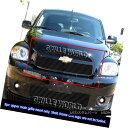 グリル Fits 2006-2010 Chevy HHR SS Black Billet Grille Gr...