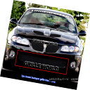 グリル For 04-06 Pontiac GTO Black Billet Grille Insert 0...